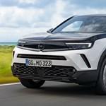 Nemcsak elektromos autóként támad az új Opel Mokka