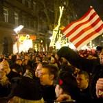 Index: félrenavigálták a gárdista tüntetőket