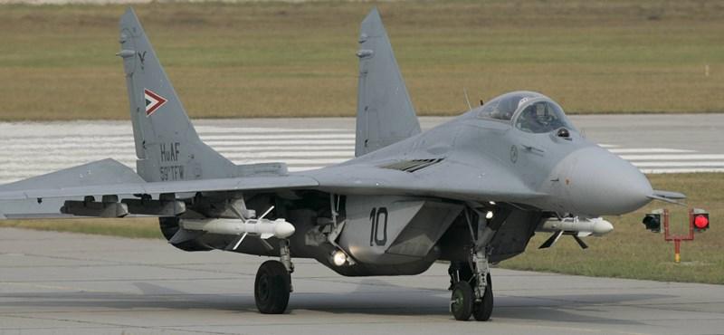 Tovább csúszik a leselejtezett MiG-ek értékesítése