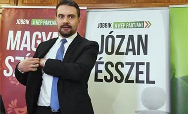 Vona a vagyonnyilatkozatában szerepelteti a Fidesz-közeli lapok által fizetett sérelemdíjakat