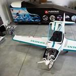 Továbbra is rejtély, miért zuhant le a magyar fejlesztésű e-repülő