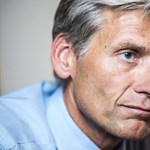 Belebukott a pénzmosási botrányba a Danske Bank vezetője
