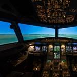 Fotók: a Wizz Air megmutatta, hol képzik ki a pilótákat
