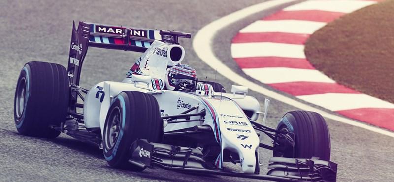 Hivatalos: Bottas lesz Hamilton csapattársa a Mercedesnél