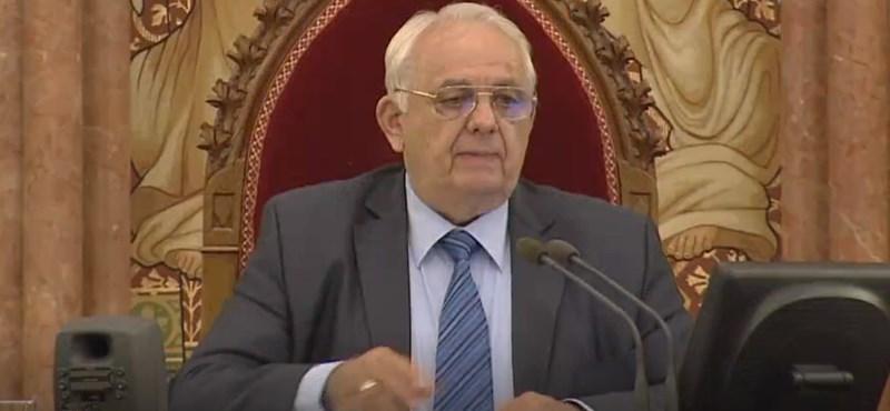 Az Országgyűlés alelnöke azzal intette helyre Kunhalmi Ágnest, hogy a kiabálás árnyalja a szépségét