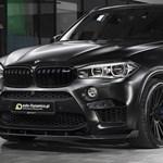 BMW X5 M Avalanche: 670 lovas őserő