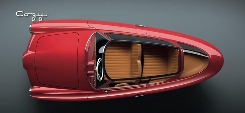 Ugye, hogy nem csak a Tesla csinál kívánatos elektromos autót?