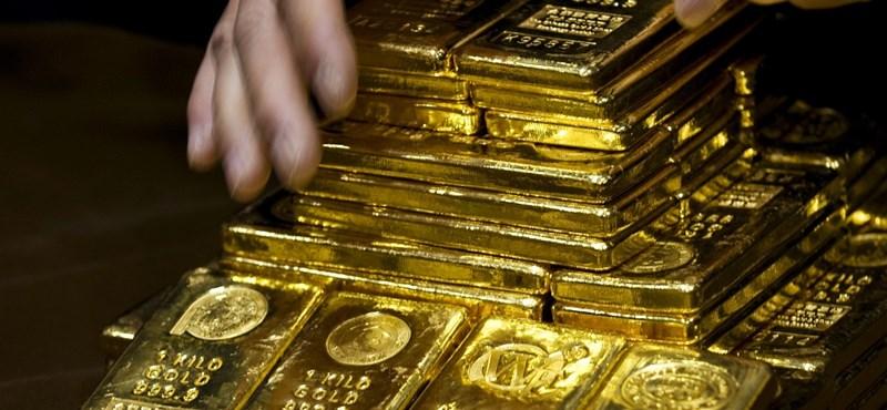 Kínában használhatják fel idén a legtöbb aranyat