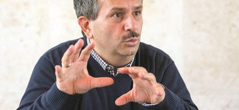 Portré: Cserpes István