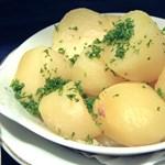 Krumplit adnak nem szavazatért egy Komárom-Esztergom megyei községben?