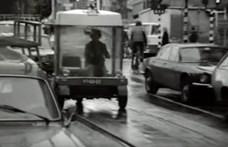 Gondolta, hogy már 1974-ben is létezett a Mol Limo, vagy valami hasonló – videó