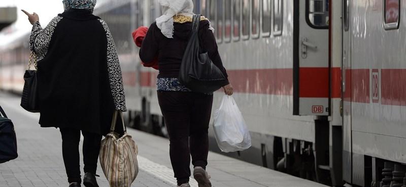 Megrugdostak egy terhes szomáliai nőt Németországban