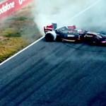 Sztár DJ hajtotta Räikkönen Forma-1-es Lotusát - videó