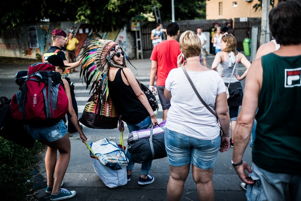 SA, Sziget Fesztivál 2014, fesztivál
