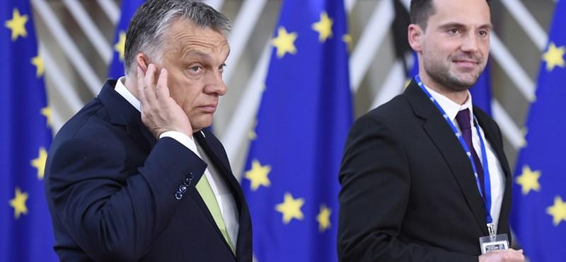 Orbán sajtófőnöke panaszkodik: elvettek egy mandátumot a Fidesztől