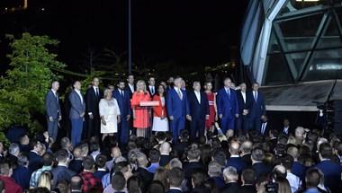 Závecz: Áprilisban is erősödött a Fidesz és a Jobbik is