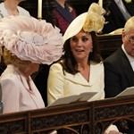 Ezek voltak a legőrültebb kalapok a hercegi esküvőn