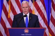 Pence: Irán új holokausztra készül