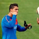 Khedira szerint Ronaldo jó arc