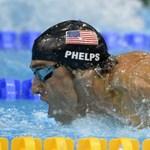Úszás 14 ezer néző előtt: Phelps legyőzte Lochte-t