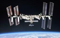 Egy lyuk miatt öt napig tartó szigetelés kezdődött a Nemzetközi Űrállomáson