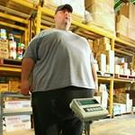 Fotó: a férfi, aki 200 kilótól akar megszabadulni