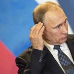 Putyin ballisztikus rakétákat tesztelt