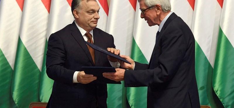 Orbán lízingeli Lázár Jánost, és busásan kárpótolja városát
