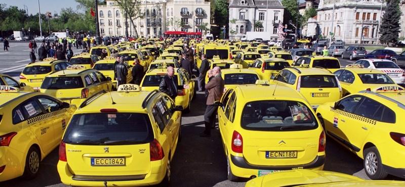 Taxisokat ellenőrzött a BKK – lesújtó eredménnyel