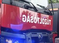 Hétméteres szakadékba zuhant egy nő Pécsen