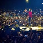 A magyar mozikban is bemutatják a Rolling Stones kubai koncertfilmjét