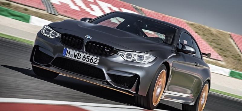 Készüljön fel lelkileg: hibriddé válnak a BMW M modelljei