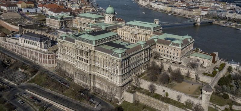 Az internetet is archiválni fogja az Országos Széchényi Könyvtár