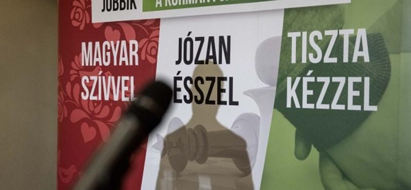A Jobbik szerint egy kamupárthoz könyvelték a szavazataikat egy szavazókörben