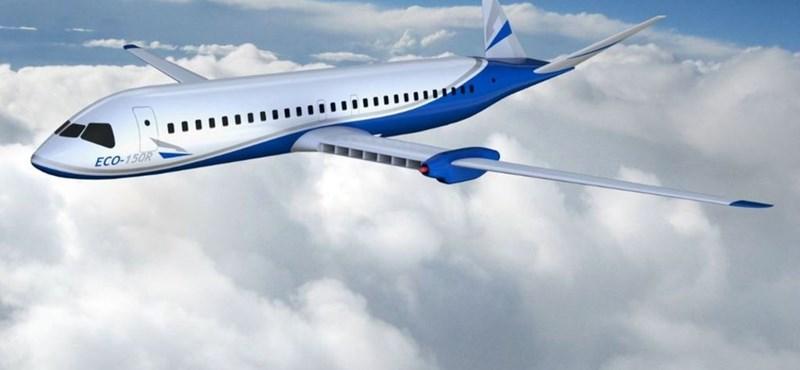 Már csak évek kérdése, mikor száll fel az utasszállító repülők Teslája