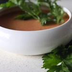 Vörös kód idején gazpacho - recept