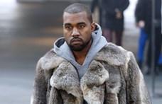 Kanye West mégsem indul az elnöki posztért