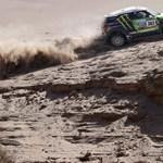 Peterhansel 13-szoros Dakar győztes lett