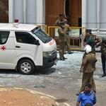 Véres tűzpárbaj volt Srí Lankán, elmaradnak a misék