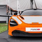 Nem gyerekjáték: 280 ezer Lego kockából álló McLaren sportkocsi