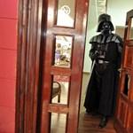 A város, ahol Darth Vader utca is van már