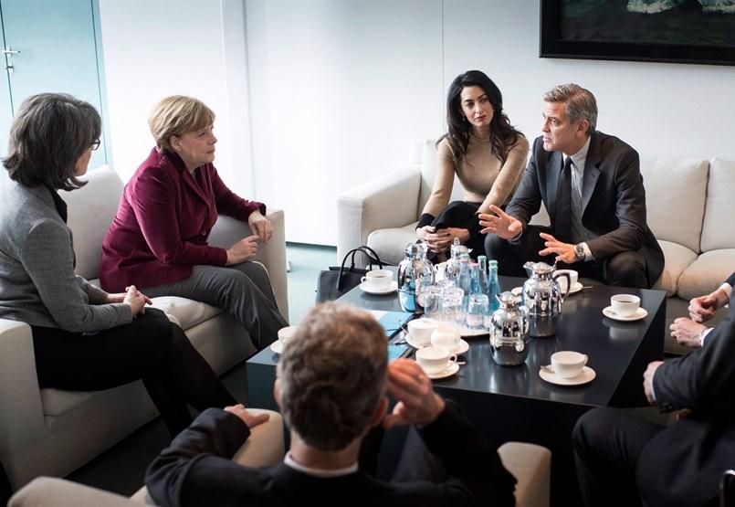 George Clooney nem Orbán Viktor kedvéért ment bele a politikába
