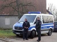 Nácik fenyegettek meg egy szocialista német politikust
