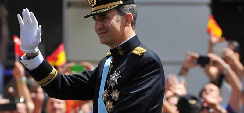 Feloszlatták a spanyol parlamentet, előrehozott választások lesznek