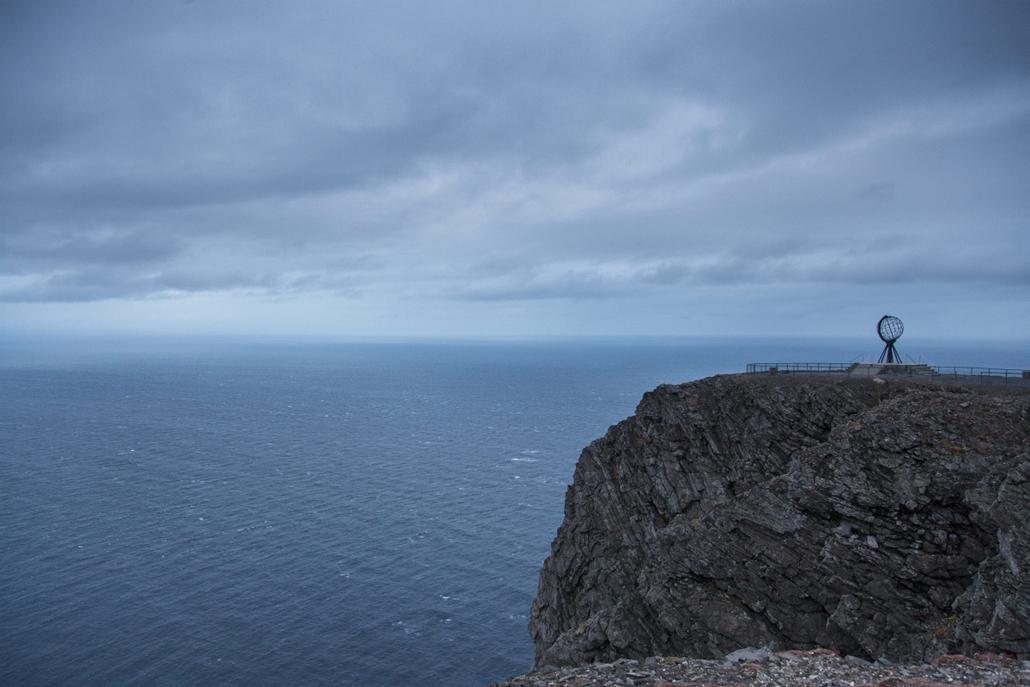 mti.15.05.14. - Nordkapp, Norvégia: Európa legészakibb pontja, a norvégiai Nordkapp, azaz Északi-fok éjjeli világosságban - 7képei