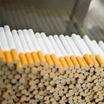 Durván csökkent a legális cigarettapiac