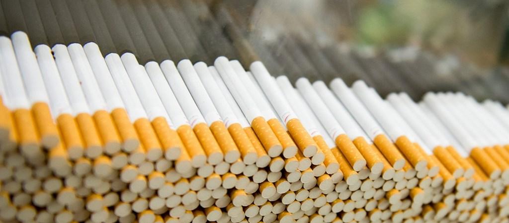kezelés cigaretta elszívása után