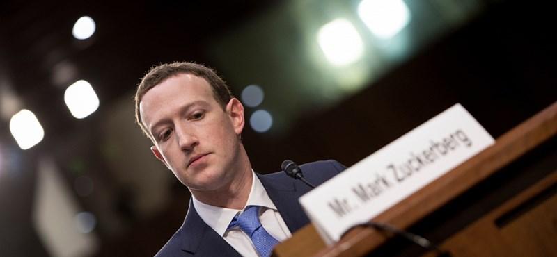 Akár 454 000 000 000 forintnyi büntetést is kaphat a Facebook az Európai Uniótól