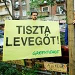 Szennyezettebb Budapest levegője, mint a járvány előtt volt