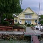 A Balaton legdrágább nyaralója